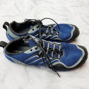Merrell|Barefoot Trail Glove Olympia Shoes